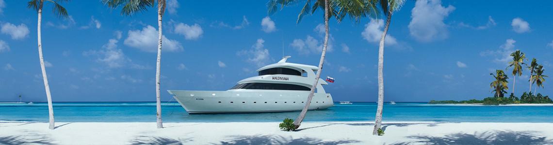 Maldives Yacht Maldiviana